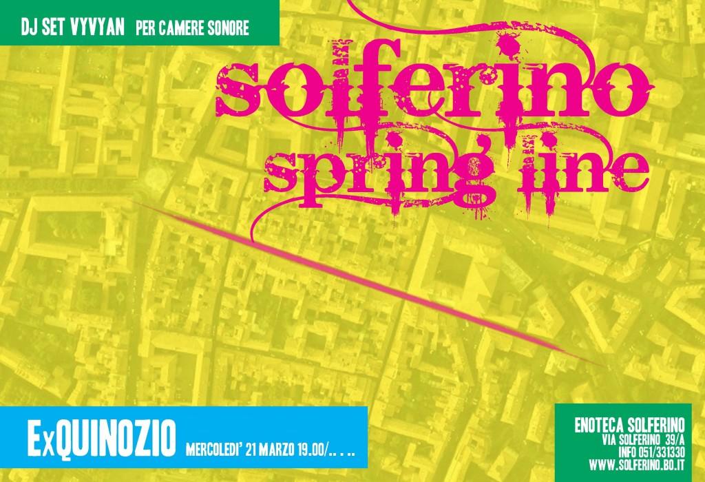 solferino spring light line 2012