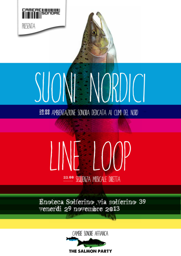suoni nordici salmon party